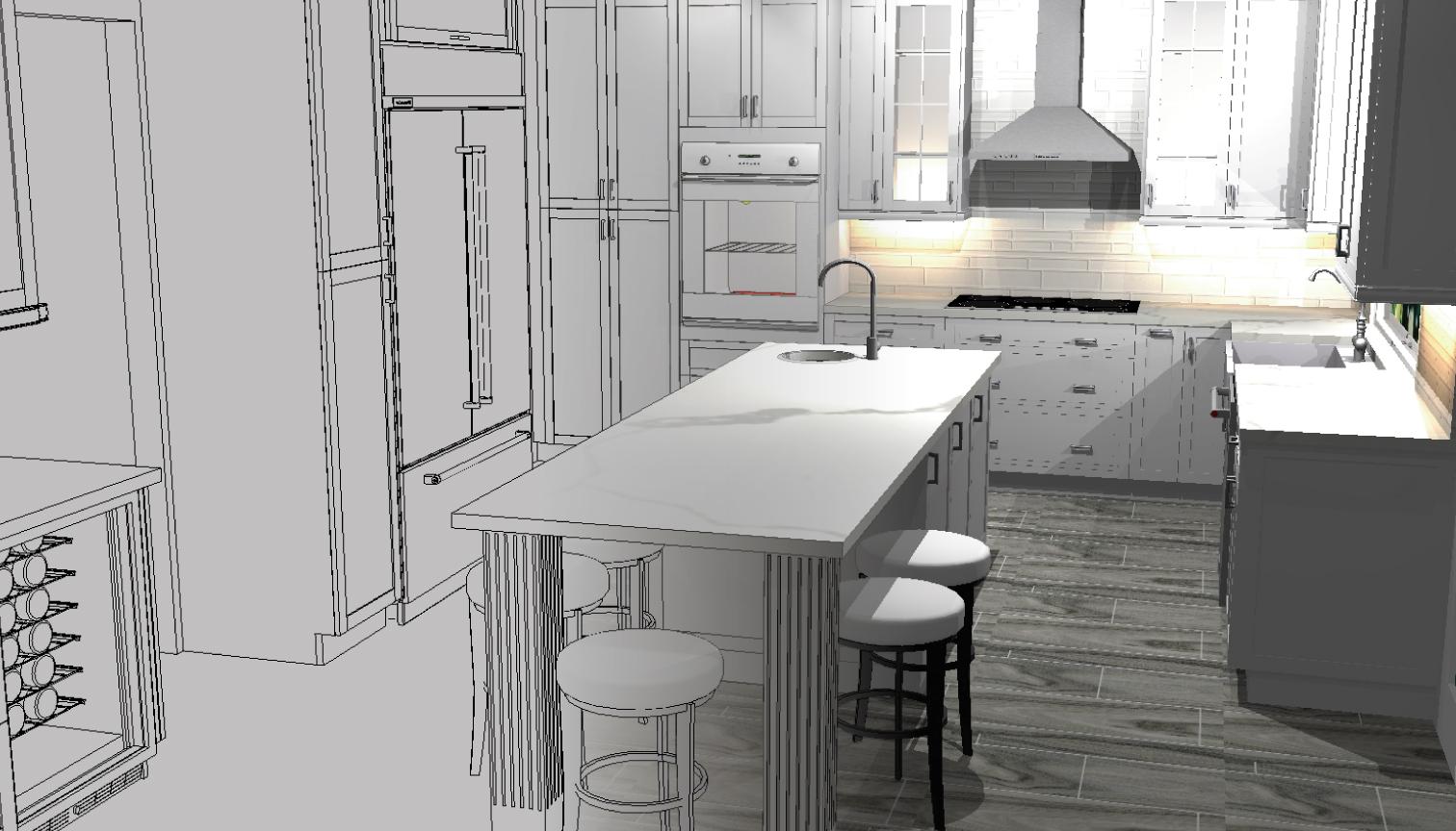 Leonardo\'s Kitchens | RTA Kitchen Cabinet Sales ...